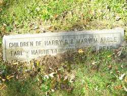 Harriet F. Arble