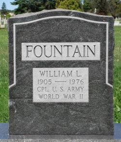 """William L. """"Jake"""" Fountain"""