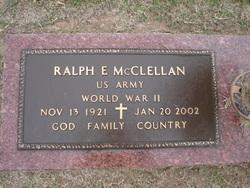 Ralph Edward McClellan