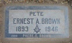Phebe Elizabeth <I>Bowman</I> Brown