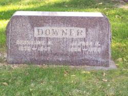 Gertrude <I>Harndin</I> Downer