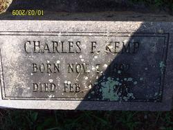 Charles Franklin Kemp
