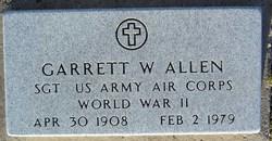 Garrett William Allen
