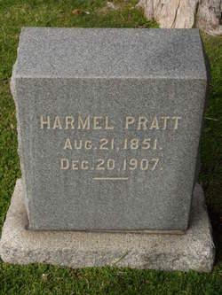 Harmel Pratt