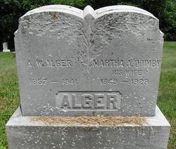 Arthur William Alger