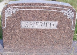 Mary M <I>Reichert</I> Seifried