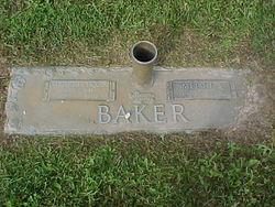 Mertie I. <I>Sellars</I> Baker