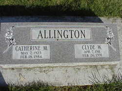 Catherine M. Allington