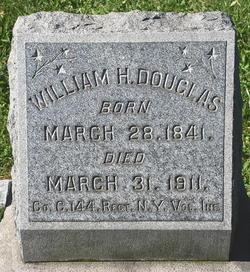 William H. Douglas