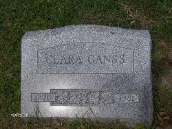 Clara E. <I>Buck</I> Ganss