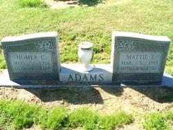 Homer Clarence Adams