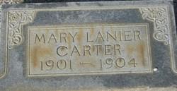 Mary Lanier Carter