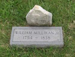 William Israel Millikan, Jr