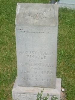 Margery Adella <I>Pingree</I> Kendell
