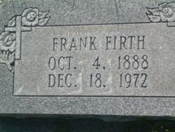 Frank Firth