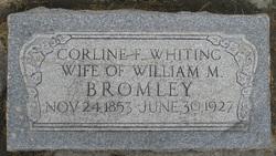 Caroline Fidelia <I>Whiting</I> Bromley