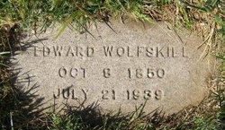 """Edward """"Ned"""" Wolfskill"""