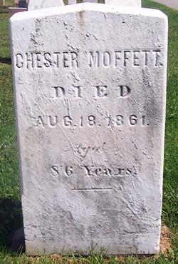 Chester Moffett