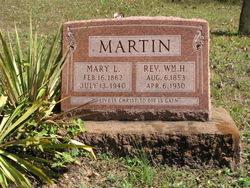 Mary Louise <I>Mayo</I> Martin
