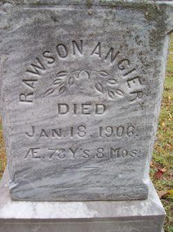 Rawson Angier
