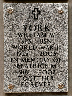 William Wiltcher York
