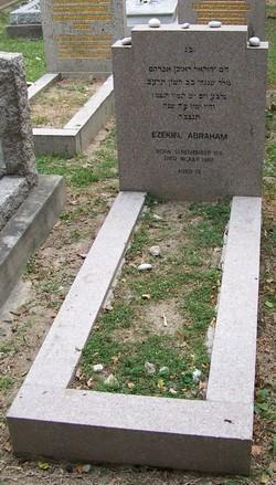 Ezekiel Abraham