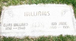 Ida Jane <I>Bascom</I> Williams