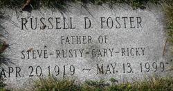 Russell D Foster