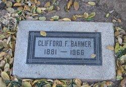 Clifford Frederick Bahmer