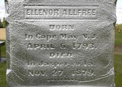 Ellenor <I>Luce</I> Allfree