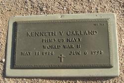 Kenneth V Garland