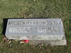Belle V. Whybrow