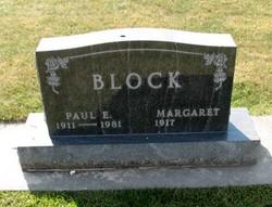 Paul Edward Block