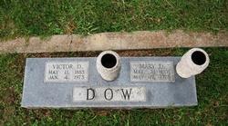 Mary D. <I>Bowman</I> Dow