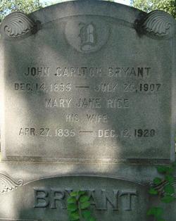 John Carlton Bryant