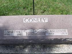 Martha Conley