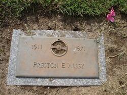 Preston E Alley
