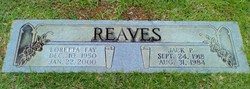 Jack P Reaves