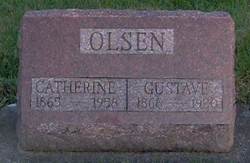Amanda Catherine <I>Emick</I> Olsen