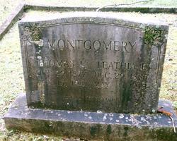 Leathia E Montgomery