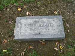 """Susan E """"Susie"""" <I>Corrigan</I> Brubaker"""