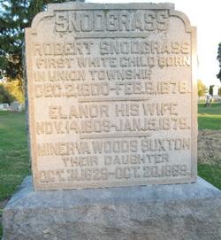 Elanor <I>Robinson</I> Snodgrass