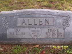 Era M. <I>Weddle</I> Allen
