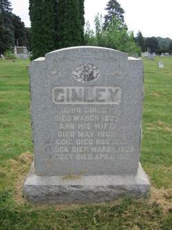 Ann Ginley