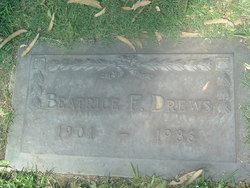 Beatrice F. Drews
