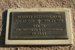 Beverly I Cunningham