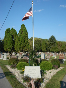 Six Mile Cemetery