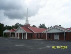 Big Creek Baptist Church Cemetery