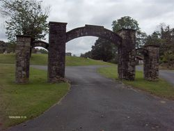 Caldwell Springs Baptist Church Cemetery