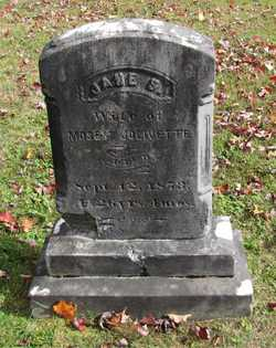 Jane S. <I>Cutler</I> Jolivette